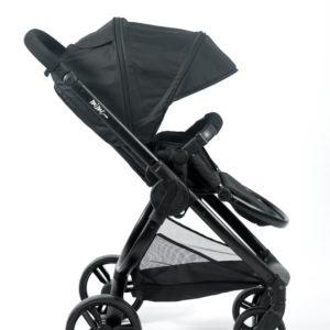 Mimi Luxe Stroller Jet Black
