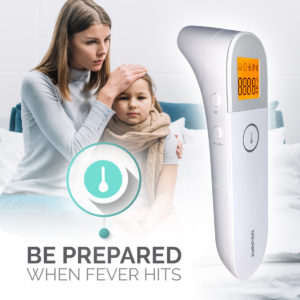 Baby Womb World Thermometer